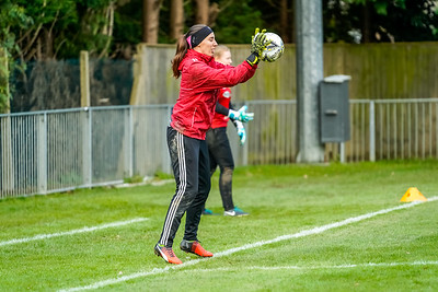 1911100061 -  Crawley Wasps 3 v 1 Portsmouth LFC on November 10, 2019 at East Grinstead Town FC, East Court, College Lane, RH19 3LS, East Grinstead. Photo: Ben Davidson, www.bendavidsonphotography.com