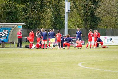Crawley Wasps LFC 0 - 1 Leyton Orient WFC
