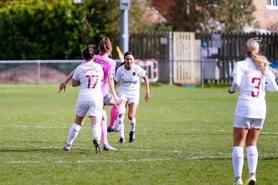 Crawley Wasps 1 - 0 Watford Ladies