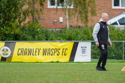 Crawley Wasps LFC 1 - 0 Portsmouth LFC