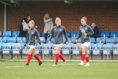 Crawley Wasps LFC 1 - 0 Portsmouth LFC
