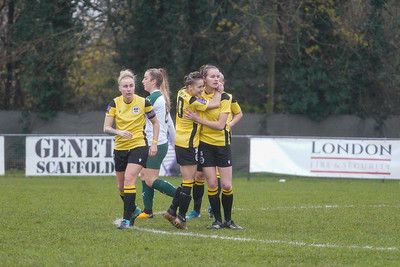 Crawley Wasps LFC 4 - 0 Plymouth Argyle