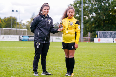 Crawley Wasps 1 - 0 Watford Ladies