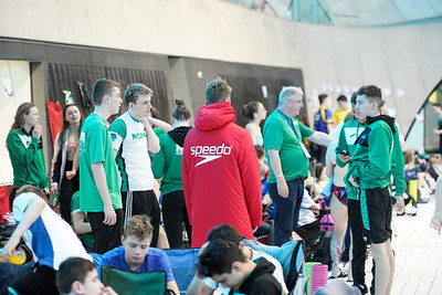 2003141310 -  Session 2 Swim London Spring Open Meet 2020 on March 14, 2020 at Aquatics Centre, Queen Elizabeth Olympic Park, E20 2ZQ, London. Photo: Ben Davidson, www.bendavidsonphotography.com