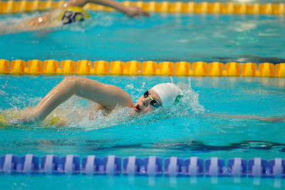 2003142368 -  Session 3 Swim London Spring Open Meet 2020 on March 14, 2020 at Aquatics Centre, Queen Elizabeth Olympic Park, E20 2ZQ, London. Photo: Ben Davidson, www.bendavidsonphotography.com