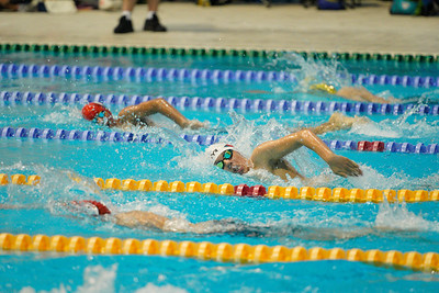 2003142384 -  Session 3 Swim London Spring Open Meet 2020 on March 14, 2020 at Aquatics Centre, Queen Elizabeth Olympic Park, E20 2ZQ, London. Photo: Ben Davidson, www.bendavidsonphotography.com