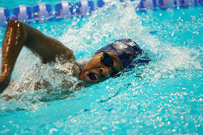 2003142370 -  Session 3 Swim London Spring Open Meet 2020 on March 14, 2020 at Aquatics Centre, Queen Elizabeth Olympic Park, E20 2ZQ, London. Photo: Ben Davidson, www.bendavidsonphotography.com