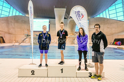 Presentation 7 1905111305 - ASA London Region London Regional Summer Championships 2019 2019 on May 11, 2019 at London Aquatics Centre, Olympic Park, London, E20 2ZQ, London. Photo: Ben Davidson, www.bendavidsonphotography.com