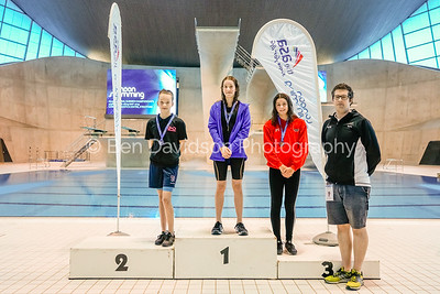 Presentation 7 1905111273 - ASA London Region London Regional Summer Championships 2019 2019 on May 11, 2019 at London Aquatics Centre, Olympic Park, London, E20 2ZQ, London. Photo: Ben Davidson, www.bendavidsonphotography.com