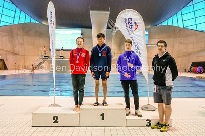Presentation 7 1905111325 - ASA London Region London Regional Summer Championships 2019 2019 on May 11, 2019 at London Aquatics Centre, Olympic Park, London, E20 2ZQ, London. Photo: Ben Davidson, www.bendavidsonphotography.com