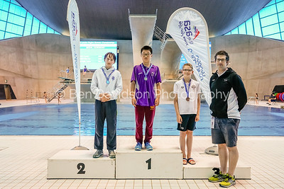 Presentation 7 1905111286 - ASA London Region London Regional Summer Championships 2019 2019 on May 11, 2019 at London Aquatics Centre, Olympic Park, London, E20 2ZQ, London. Photo: Ben Davidson, www.bendavidsonphotography.com