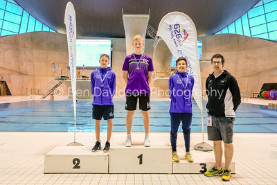 Presentation 7 1905111320 - ASA London Region London Regional Summer Championships 2019 2019 on May 11, 2019 at London Aquatics Centre, Olympic Park, London, E20 2ZQ, London. Photo: Ben Davidson, www.bendavidsonphotography.com