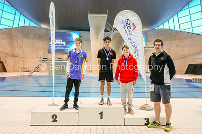 Presentation 7 1905111261 - ASA London Region London Regional Summer Championships 2019 2019 on May 11, 2019 at London Aquatics Centre, Olympic Park, London, E20 2ZQ, London. Photo: Ben Davidson, www.bendavidsonphotography.com