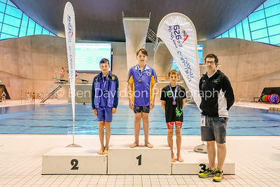 Presentation 7 1905111314 - ASA London Region London Regional Summer Championships 2019 2019 on May 11, 2019 at London Aquatics Centre, Olympic Park, London, E20 2ZQ, London. Photo: Ben Davidson, www.bendavidsonphotography.com