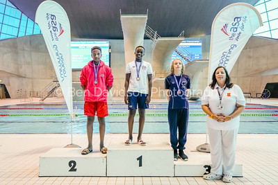 Presentation 8 1905112556 - ASA London Region London Regional Summer Championships 2019 2019 on May 11, 2019 at London Aquatics Centre, Olympic Park, London, E20 2ZQ, London. Photo: Ben Davidson, www.bendavidsonphotography.com