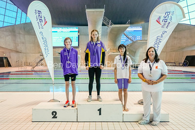 Presentation 8 1905112597 - ASA London Region London Regional Summer Championships 2019 2019 on May 11, 2019 at London Aquatics Centre, Olympic Park, London, E20 2ZQ, London. Photo: Ben Davidson, www.bendavidsonphotography.com