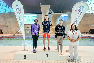 Presentation 8 1905112599 - ASA London Region London Regional Summer Championships 2019 2019 on May 11, 2019 at London Aquatics Centre, Olympic Park, London, E20 2ZQ, London. Photo: Ben Davidson, www.bendavidsonphotography.com