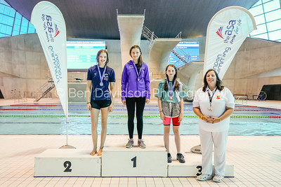 Presentation 8 1905112574 - ASA London Region London Regional Summer Championships 2019 2019 on May 11, 2019 at London Aquatics Centre, Olympic Park, London, E20 2ZQ, London. Photo: Ben Davidson, www.bendavidsonphotography.com