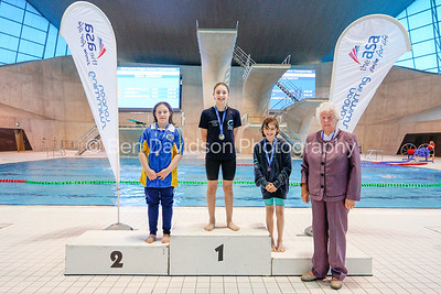 Presentation 10 1905124690 - ASA London Region London Regional Summer Championships 2019 2019 on May 12, 2019 at London Aquatics Centre, Olympic Park, London, E20 2ZQ, London. Photo: Ben Davidson, www.bendavidsonphotography.com