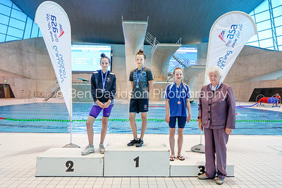 Presentation 10 1905124696 - ASA London Region London Regional Summer Championships 2019 2019 on May 12, 2019 at London Aquatics Centre, Olympic Park, London, E20 2ZQ, London. Photo: Ben Davidson, www.bendavidsonphotography.com