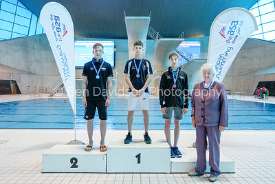 Presentation 10 1905124718 - ASA London Region London Regional Summer Championships 2019 2019 on May 12, 2019 at London Aquatics Centre, Olympic Park, London, E20 2ZQ, London. Photo: Ben Davidson, www.bendavidsonphotography.com