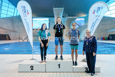 Presentation 9 1905123907 - ASA London Region London Regional Summer Championships 2019 2019 on May 12, 2019 at London Aquatics Centre, Olympic Park, London, E20 2ZQ, London. Photo: Ben Davidson, www.bendavidsonphotography.com