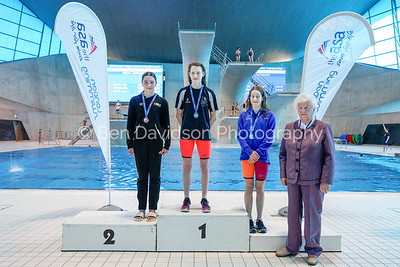Presentation 9 1905123901 - ASA London Region London Regional Summer Championships 2019 2019 on May 12, 2019 at London Aquatics Centre, Olympic Park, London, E20 2ZQ, London. Photo: Ben Davidson, www.bendavidsonphotography.com