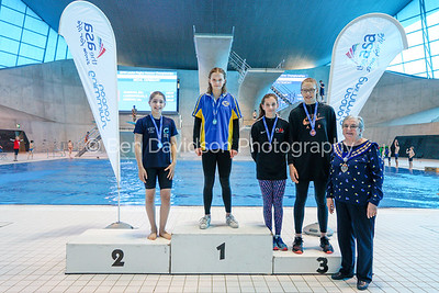 Presentation 9 1905123872 - ASA London Region London Regional Summer Championships 2019 2019 on May 12, 2019 at London Aquatics Centre, Olympic Park, London, E20 2ZQ, London. Photo: Ben Davidson, www.bendavidsonphotography.com
