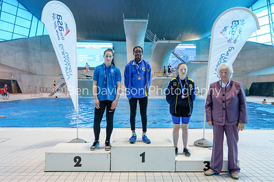 Presentation 9 1905123875 - ASA London Region London Regional Summer Championships 2019 2019 on May 12, 2019 at London Aquatics Centre, Olympic Park, London, E20 2ZQ, London. Photo: Ben Davidson, www.bendavidsonphotography.com