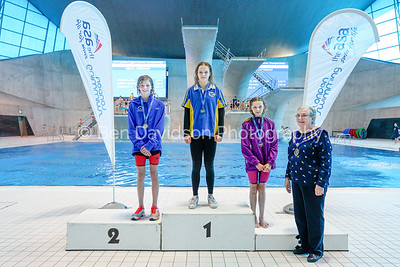 Presentation 9 1905123896 - ASA London Region London Regional Summer Championships 2019 2019 on May 12, 2019 at London Aquatics Centre, Olympic Park, London, E20 2ZQ, London. Photo: Ben Davidson, www.bendavidsonphotography.com