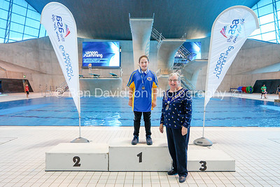 Presentation 9 1905123832 - ASA London Region London Regional Summer Championships 2019 2019 on May 12, 2019 at London Aquatics Centre, Olympic Park, London, E20 2ZQ, London. Photo: Ben Davidson, www.bendavidsonphotography.com