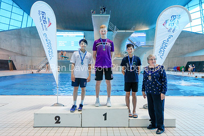 Presentation 9 1905123888 - ASA London Region London Regional Summer Championships 2019 2019 on May 12, 2019 at London Aquatics Centre, Olympic Park, London, E20 2ZQ, London. Photo: Ben Davidson, www.bendavidsonphotography.com