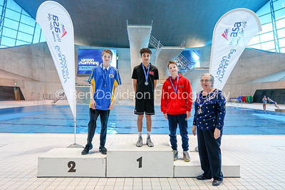 Presentation 9 1905123850 - ASA London Region London Regional Summer Championships 2019 2019 on May 12, 2019 at London Aquatics Centre, Olympic Park, London, E20 2ZQ, London. Photo: Ben Davidson, www.bendavidsonphotography.com