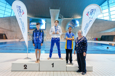 Presentation 9 1905123859 - ASA London Region London Regional Summer Championships 2019 2019 on May 12, 2019 at London Aquatics Centre, Olympic Park, London, E20 2ZQ, London. Photo: Ben Davidson, www.bendavidsonphotography.com