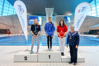 Presentation 9 1905123836 - ASA London Region London Regional Summer Championships 2019 2019 on May 12, 2019 at London Aquatics Centre, Olympic Park, London, E20 2ZQ, London. Photo: Ben Davidson, www.bendavidsonphotography.com