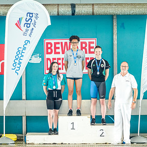 Presentation 11 1905181312 - London Region Summer Championships 2019 on May 18, 2019 at London Aquatics Centre, Olympic Park, London, E20 2ZQ, London. Photo: Ben Davidson, www.bendavidsonphotography.com