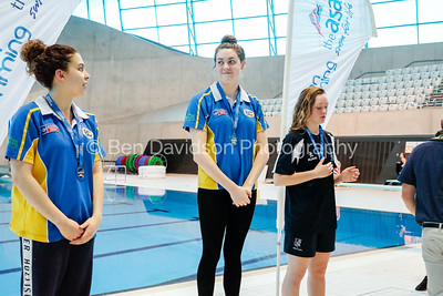Presentation 1 1905041234 - ASA London Region London Regional Summer Championships 2019 2019 on May 04, 2019 at London Aquatics Centre, Olympic Park, London, E20 2ZQ, London. Photo: Ben Davidson, www.bendavidsonphotography.com