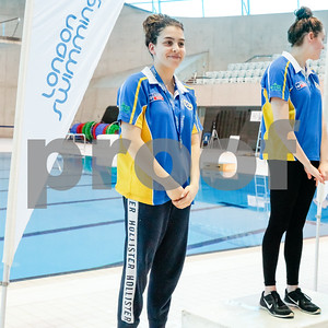 Presentation 1 1905041230 - ASA London Region London Regional Summer Championships 2019 2019 on May 04, 2019 at London Aquatics Centre, Olympic Park, London, E20 2ZQ, London. Photo: Ben Davidson, www.bendavidsonphotography.com