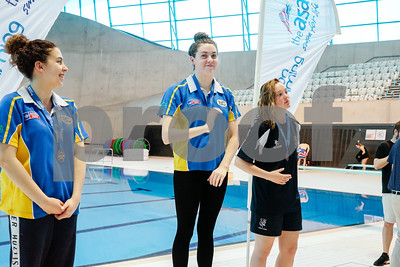 Presentation 1 1905041235 - ASA London Region London Regional Summer Championships 2019 2019 on May 04, 2019 at London Aquatics Centre, Olympic Park, London, E20 2ZQ, London. Photo: Ben Davidson, www.bendavidsonphotography.com