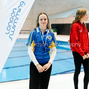Presentation 1 1905041191 - ASA London Region London Regional Summer Championships 2019 2019 on May 04, 2019 at London Aquatics Centre, Olympic Park, London, E20 2ZQ, London. Photo: Ben Davidson, www.bendavidsonphotography.com
