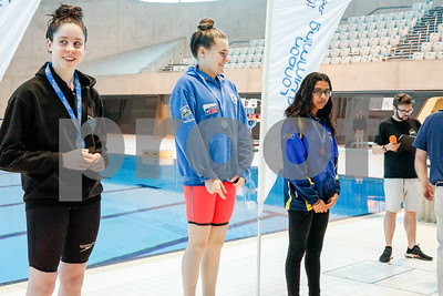 Presentation 1 1905041217 - ASA London Region London Regional Summer Championships 2019 2019 on May 04, 2019 at London Aquatics Centre, Olympic Park, London, E20 2ZQ, London. Photo: Ben Davidson, www.bendavidsonphotography.com