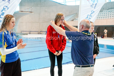 Presentation 1 1905041194 - ASA London Region London Regional Summer Championships 2019 2019 on May 04, 2019 at London Aquatics Centre, Olympic Park, London, E20 2ZQ, London. Photo: Ben Davidson, www.bendavidsonphotography.com
