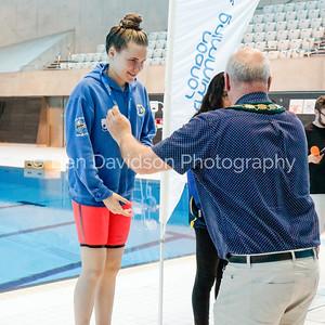 Presentation 1 1905041215 - ASA London Region London Regional Summer Championships 2019 2019 on May 04, 2019 at London Aquatics Centre, Olympic Park, London, E20 2ZQ, London. Photo: Ben Davidson, www.bendavidsonphotography.com
