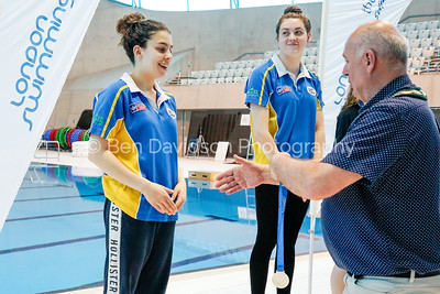 Presentation 1 1905041226 - ASA London Region London Regional Summer Championships 2019 2019 on May 04, 2019 at London Aquatics Centre, Olympic Park, London, E20 2ZQ, London. Photo: Ben Davidson, www.bendavidsonphotography.com