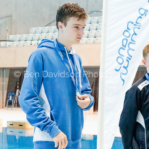 Presentation 1 1905041250 - ASA London Region London Regional Summer Championships 2019 2019 on May 04, 2019 at London Aquatics Centre, Olympic Park, London, E20 2ZQ, London. Photo: Ben Davidson, www.bendavidsonphotography.com