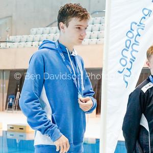 Presentation 1 1905041250 - ASA London Region London Regional Summer Championships 2019 2019 on May 04, 2019 at London Aquatics Centre, Olympic Park, London, E20 2ZQ, London. Photo: Ben Davidson, www.bendavidsonphotography.com