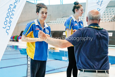 Presentation 1 1905041229 - ASA London Region London Regional Summer Championships 2019 2019 on May 04, 2019 at London Aquatics Centre, Olympic Park, London, E20 2ZQ, London. Photo: Ben Davidson, www.bendavidsonphotography.com