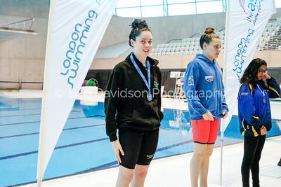 Presentation 1 1905041211 - ASA London Region London Regional Summer Championships 2019 2019 on May 04, 2019 at London Aquatics Centre, Olympic Park, London, E20 2ZQ, London. Photo: Ben Davidson, www.bendavidsonphotography.com