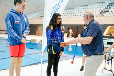 Presentation 1 1905041202 - ASA London Region London Regional Summer Championships 2019 2019 on May 04, 2019 at London Aquatics Centre, Olympic Park, London, E20 2ZQ, London. Photo: Ben Davidson, www.bendavidsonphotography.com