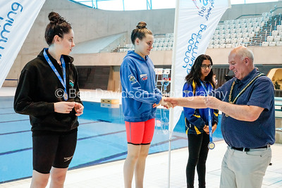 Presentation 1 1905041213 - ASA London Region London Regional Summer Championships 2019 2019 on May 04, 2019 at London Aquatics Centre, Olympic Park, London, E20 2ZQ, London. Photo: Ben Davidson, www.bendavidsonphotography.com
